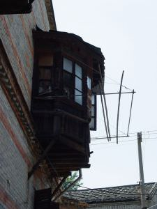 中西结合的阳台 (拍摄sc 点茶)
