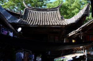 戏台,歇山顶(拍摄:红衣棒糖人/2012.7)