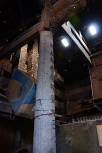 石柱(拍摄:红衣棒糖人/2012.7)