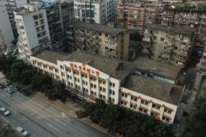 俯瞰图(小飞刀摄于2011年11月)