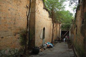 入口斜坡甬道(小飞刀摄于2011年11月)