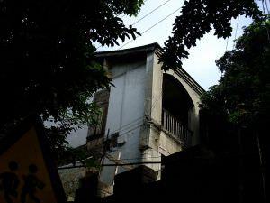 仓山区第一幼儿园旧址(拍摄:nenva)