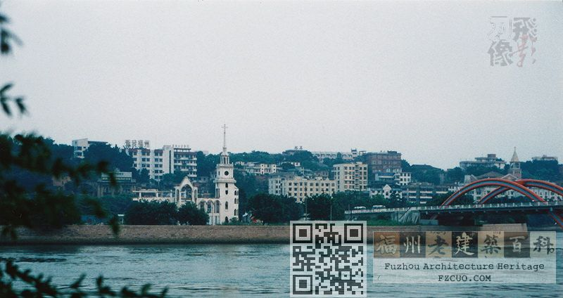 拆迁改为公园的中洲岛(拍摄:小飞刀的刀)
