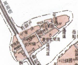 1937年的中洲岛地图(来源:福建省图书馆)