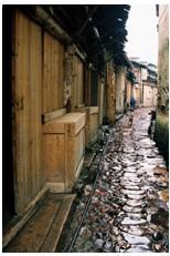 街巷 来自屏南老龄网