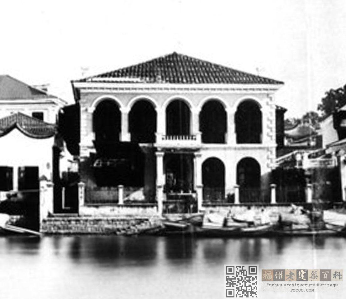 1870年代的天祥洋行住宅