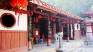 大雄宝殿  daocaoren 摄 来自海西旅游论坛