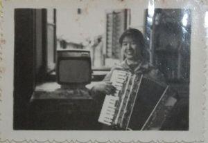 邑秀山庄内景(约摄于1970年代,张祥明教授提供)