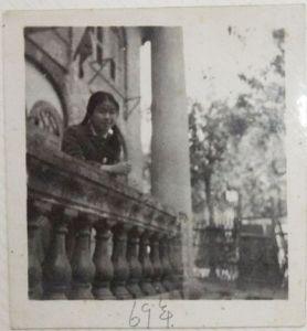 邑秀山庄外景(摄于1969年,张祥明教授提供)