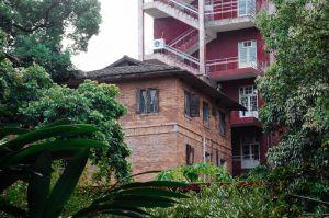卫理公会总部(拍摄:池志海/2011)