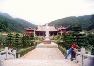 全景 火燄山 2002