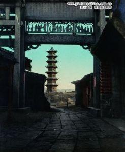 1924年景象 来自照片中国