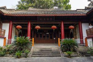 安澜会馆正殿(拍摄:暂不留名/2012.7)