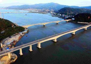 乌龙江三桥全景 来自福房网