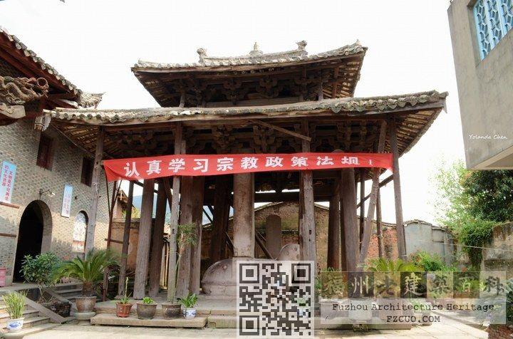 灵济宫碑及御碑亭(某只羽摄,2013年4月)