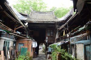 天井、酒楼及戏台(拍摄:红衣棒糖人/2013.6)
