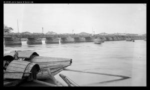 1907年的万寿桥(来源:布里斯托尔大学)