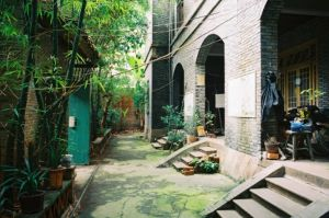 忠庐院子入口(拍摄:池志海/2013)