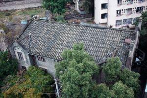 俯瞰忠庐(拍摄:池志海/2012)