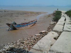 登文道码头(拍摄:山雨,2012年9月)