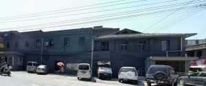整修后的营前模范村村部(瀛洲寺),作为营前模范村纪念馆使用(nenva摄于2013年8月)