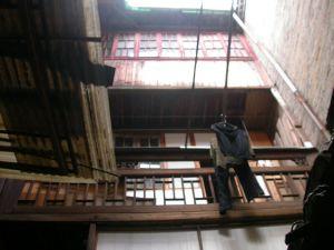 内部天井(来源:福州市区优秀近现代建筑保护规划)
