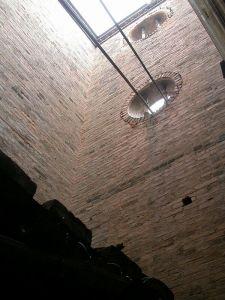 天井侧墙的采光窗(来源:福州市区优秀近现代建筑保护规划)