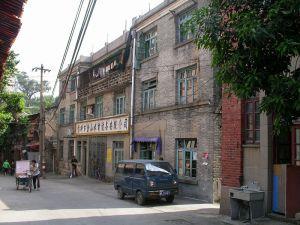 沿亭下路的北立面(来源:福州市规划院)