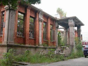 建筑正立面(来源:福州市规划院)