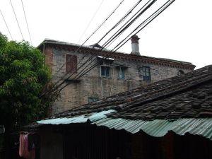 建筑南立面(nenva摄于2008年8月)
