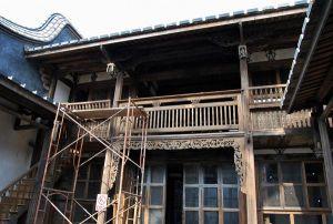 闺楼花厅(驿动的心摄于2008年12月)