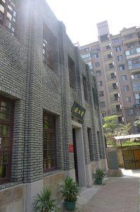 修复后的独立厅(摄于2012年5月)