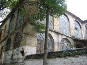 2003年拆除前的清庐(来源:刘含怀先生家人提供)