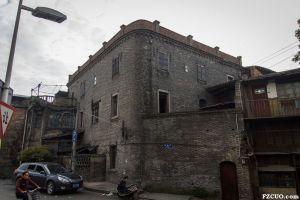 拆除前的依春酒库(暂不留名摄于2013年1月)