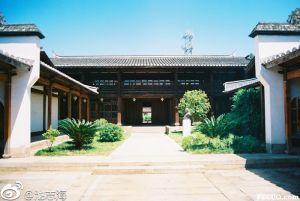 赐书楼(拍摄:池志海/2012)