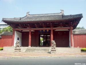 华林寺山门 2004年 (来源:福州市博物馆)