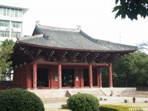 华林寺大殿 2003年(来源:福州市博物馆)