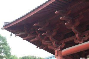 华林寺大殿 斗栱 2012年3月 Zhangzhugang