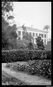 1906年拍摄的太古洋行建筑和花园(来源:布里斯托尔大学 / Warren Swire Collection)