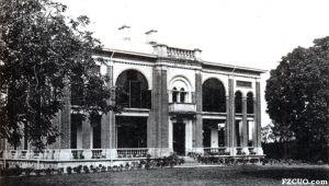 英国领事馆1910年(来源:《中国通商口岸插图》)