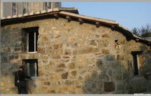 2012年,修复前的鼓岭斯特罗别墅(来源:佚名 摄于 2012年1月)