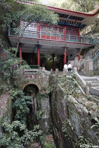 灵源洞桥(来源:nenva摄于2015年5月)