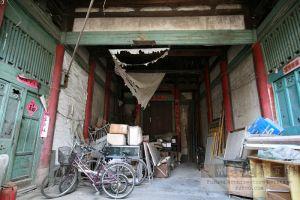 观井路82号洪宅大厅(来源:严可清摄于2009年9月)