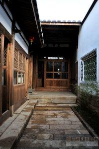 螺洲陈氏五楼赐书楼东花厅(从西到东)(来源:丁梅摄于2010年3月)