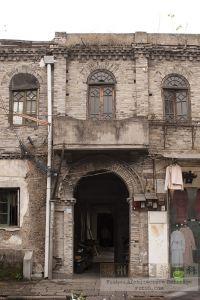 南后街177号叶氏民居正立面(来源:林轶南摄于2007年2月)