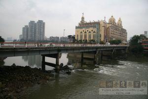 仓前江南桥(从南到北)(来源:严可清摄于2010年1月)