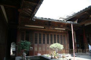 玉屏山庄厢房(从东到西)(来源:严可清摄于2009年5月)