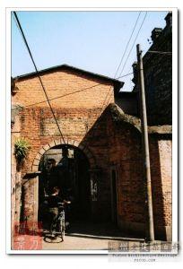 品园大门(小飞刀摄于2007年)