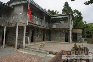 鼓岭多察理别墅现状,大部分已经改建(来源:林轶南摄于2017年5月)