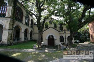 陶淑女校旧址正门(严可清摄于2009年7月/仓山区文体局提供)